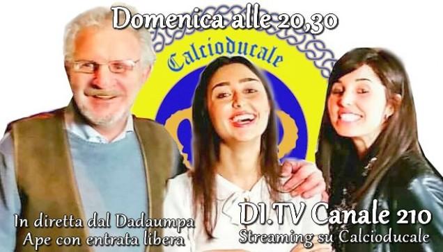 L' AD del Parma Luca Carra a Calcioducale TV - CalcioDucale
